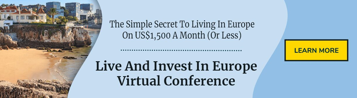 Europe Virtual Conference banner